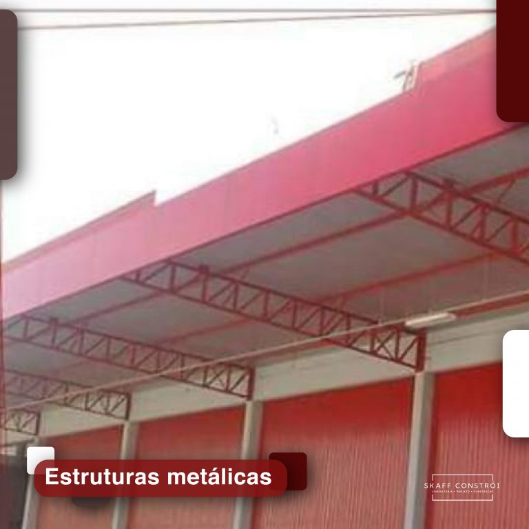 Skaff Constrói - Estruturas Metálicas