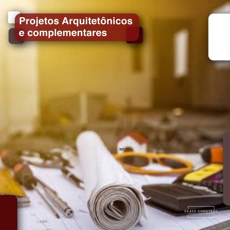 Skaff Constrói - Projetos Arquitetônicos e complementares
